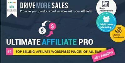 Wordpress Plugin Pack - Ultimate Membership Pro - Ultimate Affiliate Pro