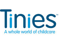 Apprentice Nursery Assistant job at Tinies Nursery in Cheltenham
