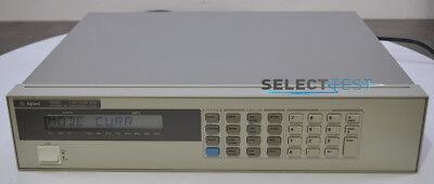 Agilent 6060b Electronic Load 300 Watts Option J08