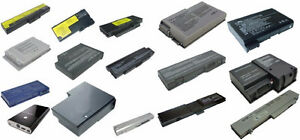 Laptop Batteries Battery for Apple Macbook Dell HP Lenovo