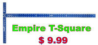 "Empire 48"" Drywall T-Square for $9.99 only"