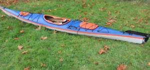 Seaward Navigator sea kayak