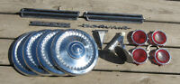 1962 Chevrolet Corvair Emblem, Part - (Lot)