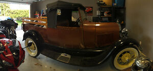 1928 Ford Model A Roadster pickup converable