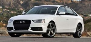 Wanted: 2013-2016 Audi A4 S line