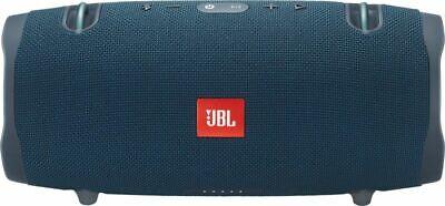 JBL XTREME 2 Blau Bluetooth Lautsprecher tragbar mit Akku