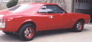JAVELIN 1968 (red-rouge)
