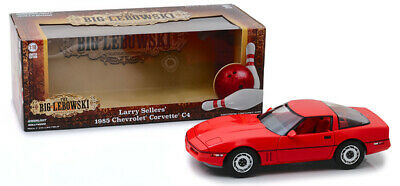 Greenlight Collectibles 13533 1:18 Little Larry Sellers' 1985 Chevrolet Corvette