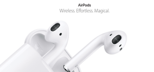 GENUINE APPLE AIRPODS BRAND NEW BLUETOOTH HEADPHONE Surfers Paradise Gold Coast City Preview