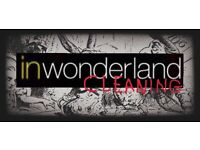 Guildford cleaner IN.Wonderland. local domestic cleaning service