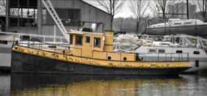 For Sale Russell Bros. Tugboat