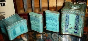 Antique Edgeworth Tobacco tin collection London Ontario image 2