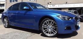 2017 17 BMW 335D 3.0TD 313bhp 4X4 S/S Auto xDrive M Sport Turbo Diesel 4DrSaloon