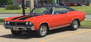 Chevelle 69 (style SS)