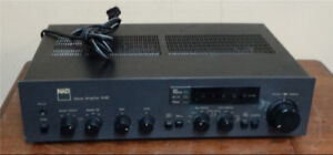 NAD 3140 2-Channel Stereo Integrated Amplifier w/ Phono Stage