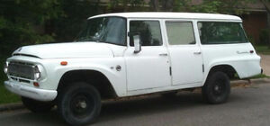 INTERNATIONAL HARVESTER TRAVELALL :Wanted