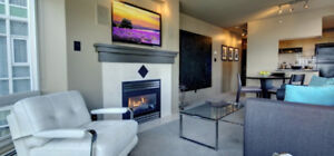 Yaletown Furnished 1 Bedroom and Den Condo