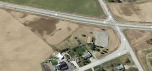 Developers & Builders Are Welcome. 8.31 Acres Of Investment Land