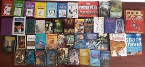 Assorted Novels and Books-All in Good to Excellent Condition!
