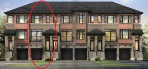 Brand New 3 Bedroom + Den Townhouse for Rent - Stoney Creek