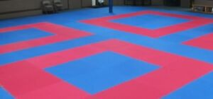 Gym Sports Floor - Pkge 134 Mats (approx. 1500 sq ft) Brand New