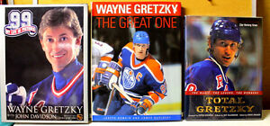 Reduced Hockey  Gretzky  Coffee Table Books