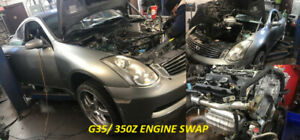 Nissan 350z Engine | Kijiji in Ontario  - Buy, Sell & Save