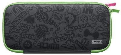 Nintendo Switch Carrying Case Splatoon 2 Edition      Brand New