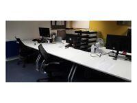 White Desks 1600mm