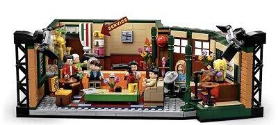 LEGO Set s Central Perk Friends Lego Set Friends New Lego Fun Set Game Lego