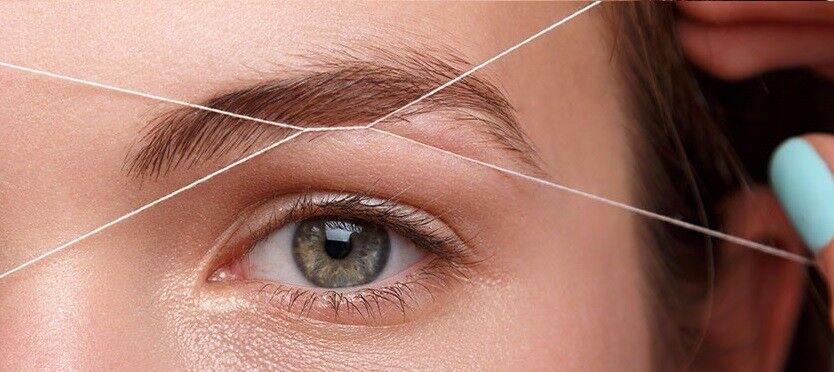 Eyebrow Threading Based In Barnet North London In Barnet London