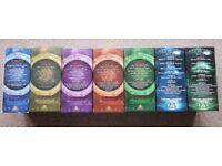 Stargate SG1 DVD collection