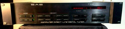 ~Vintage~SAE T102 Computer Direct Line Digital Tuner