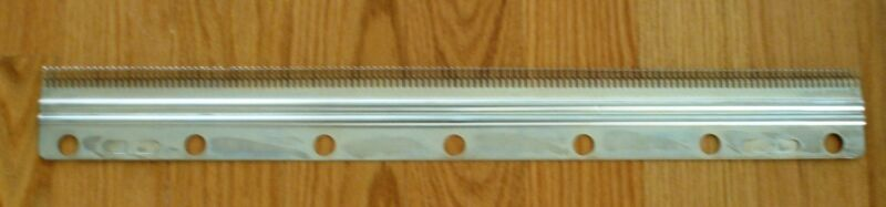 Cast-On Comb for Brother Knitting 4.5mm Ribber (Short)