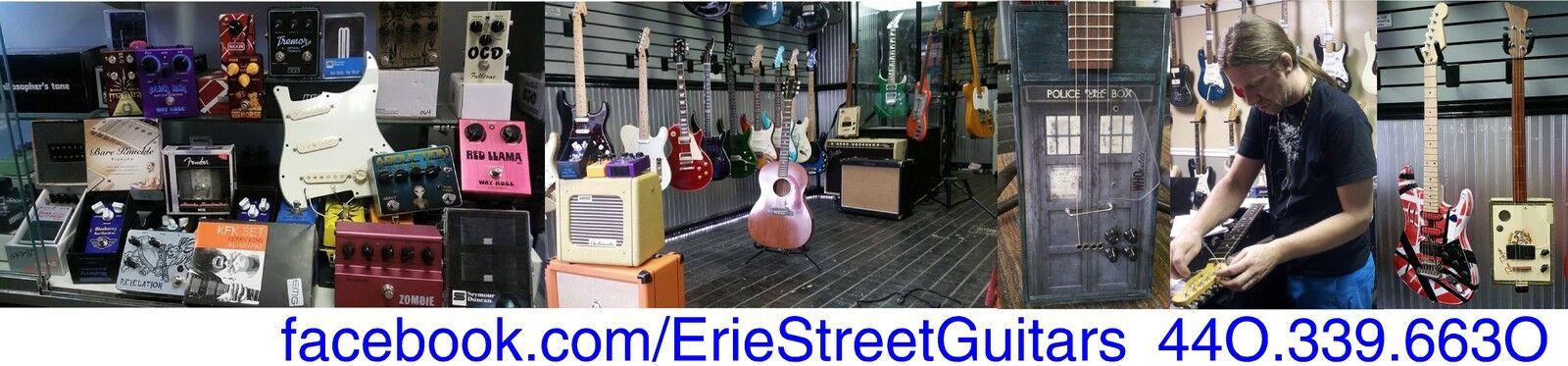 Erie Street Guitars
