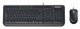 Microsoft Wired Desktop 600 for Business Keyboard & Mouse