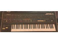 Roland Jupiter 6 Analogue Synthesiser
