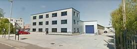 11,000 SQ FT Industrial Unit With Offices