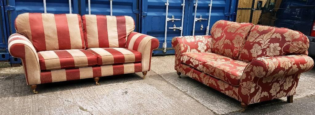 Stunning Ashley Manor Wellington 3 2 Seater Sofas