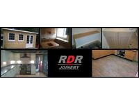 RDR JOINERY - AFFORDABLE, EXPERIENCED JOINERS AVAILABLE FOR 1ST, 2ND FIX WORK AND GENERAL JOINERY.