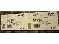 liverpool Echo Arena Tickers, Russell Howard 30/03/17