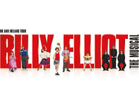 2 x tickets for Billy Elliot, Saturday 29th October at Bristol Hippodrome- £70