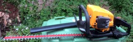 Hedgetrimmer - McCulloch T55 petrol in excellent condition Blue Mountain Heights Toowoomba Surrounds Preview