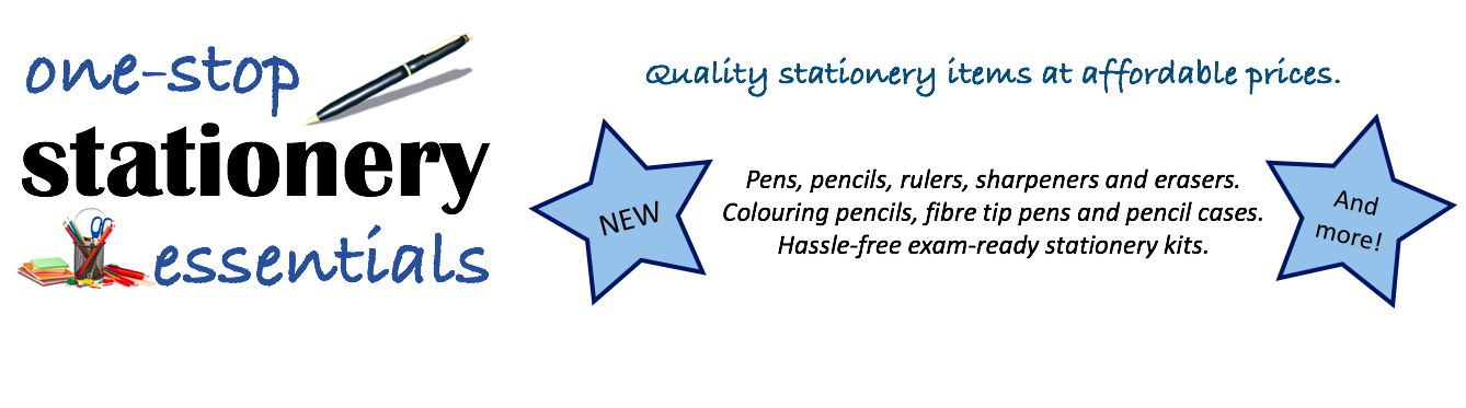 One-Stop Stationery Essentials