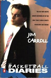 Basketball Dairies-Jim Carroll-Movie tie-in edition paperback