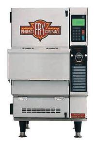 Perfect Fry - Ventless, commerial deep fryers - Brand New