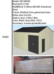 9x 6 SHED Point Cook Wyndham Area Preview