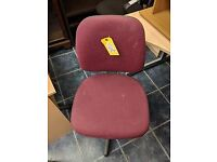 Red Office Chair - 163392
