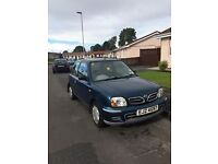 2002 Nissan Micra for Quick Sale