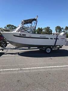 Stacer 575 Oceanmaster Gulfview Heights Salisbury Area Preview